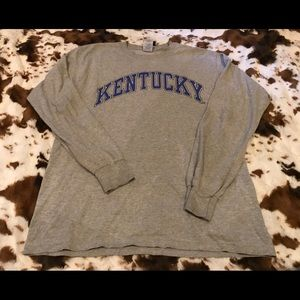 Kentucky long sleeve tee!